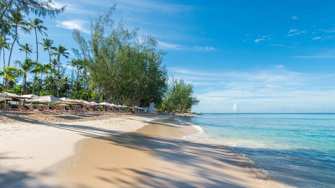 Embrace Barbados - Coastline