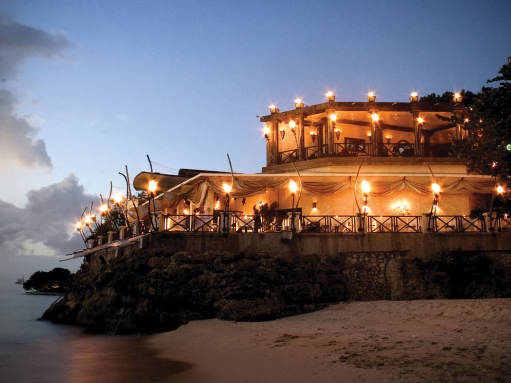 Embrace Barbados - The Cliff Restaurant