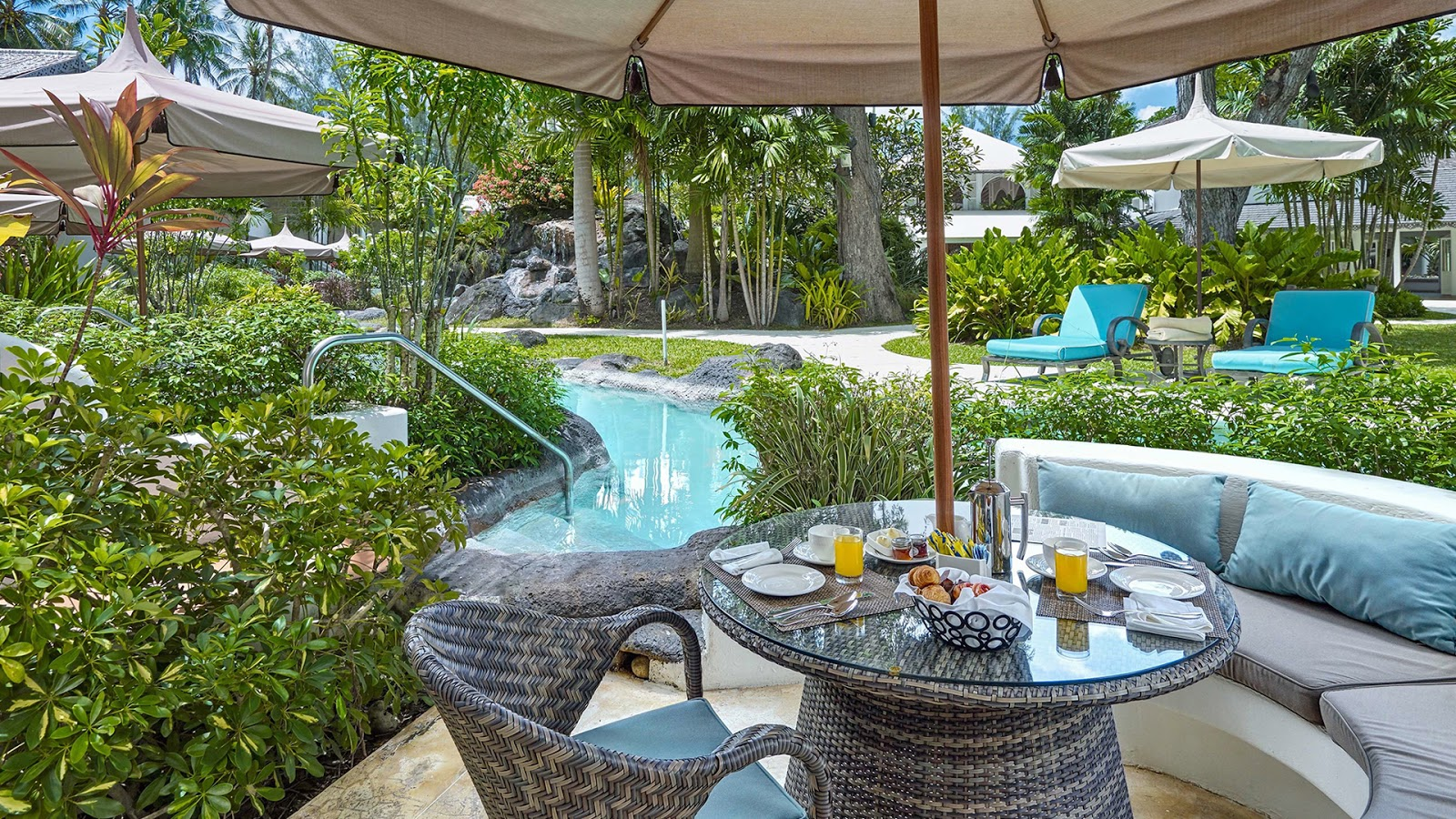 Find Zen - Colony Club spa